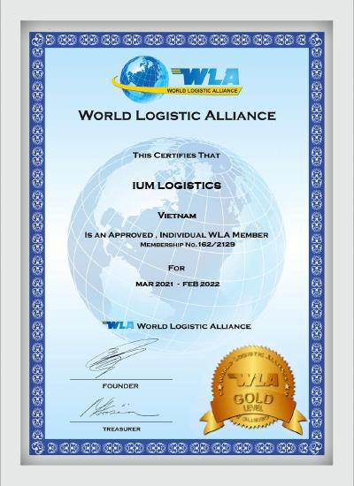 Certificate-wla